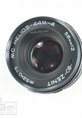 MC Helios 44M-4